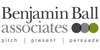 Logo Benjamin Ball Associates Ltd - presentation experts