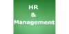 Logo van HR & management