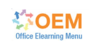 Logo van OEM Office Elearning Menu
