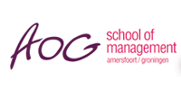 Logo van AOG School of Management
