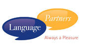 Logo van Language Partners